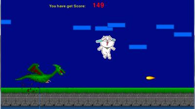 Python小游戏