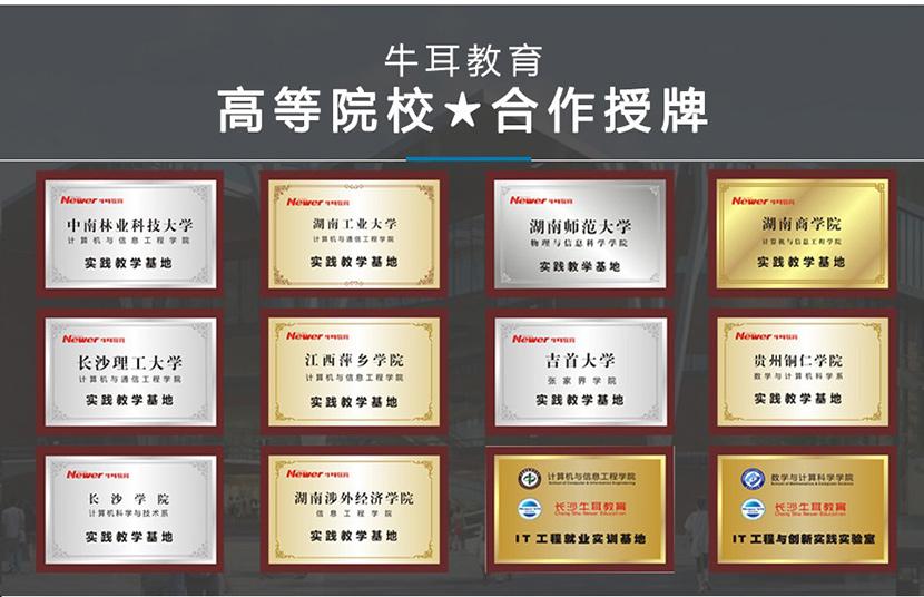 牛耳教育—中国互联网前沿技术的人才摇篮