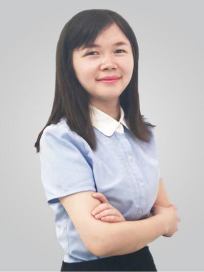 牛耳教育就业专员李小芳