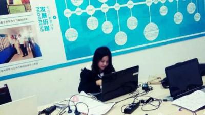 美女程序员丨牛耳 我成长的地方——牛耳教育L151001Q班王佳丽