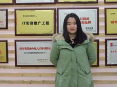 【软件测试工程师】牛耳学员-廖梦洁